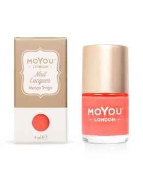 Лак за нокти и декорация - Mango Tango -MoYou London