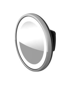 Козметично огледало с LED светлина + самозалепващи ленти Tesa